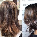 Trendfrisuren 12 Haarfarben, Haarschnitte Und Stylings Frisuren Dünnes Haar Mittellang