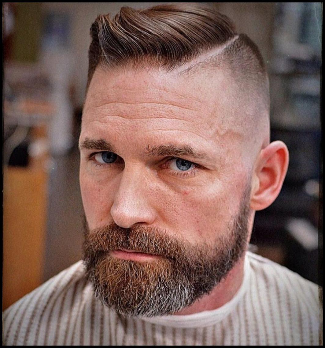 Luxus 18 coole Männer Frisuren  Haarschnitt männer, Coole frisuren - männer frisuren glatze