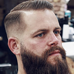 Awesome 11 Attractive Looks For Men With Receding Hairline Be Bob Frisur Mann