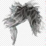 Frisur Lange Haare Perücke – PNG Männer Frisur Datei Png  – Frisuren Für Männer Mit Langem Gesicht