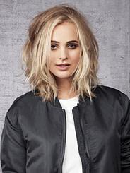 Mittellange Frisurentrends 2019 in 2019  Haarschnitte