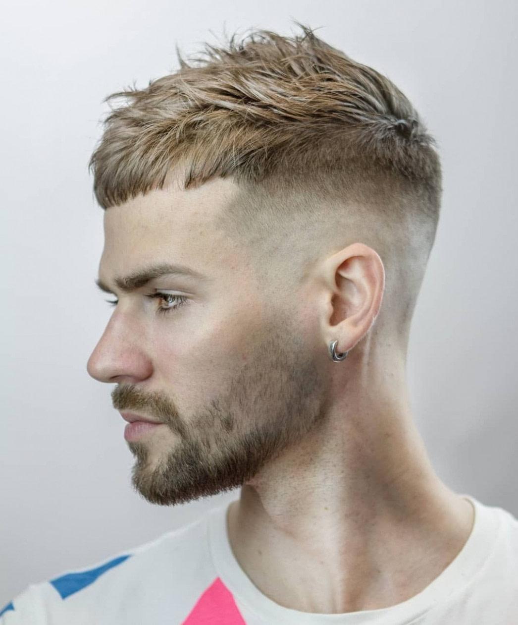 Luxus Image result for french crop fade  Kapsel man, Herenkapsels, Kapsels - gute männer frisuren