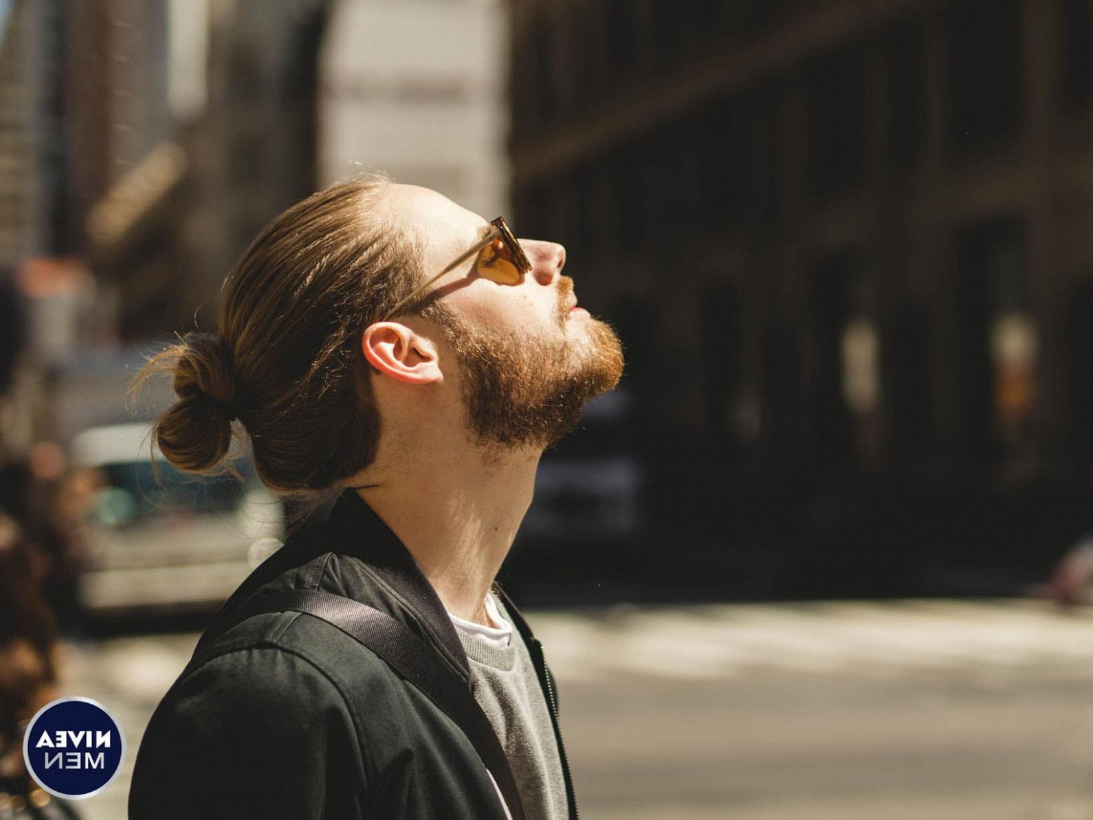 Lange Haare bei Männern: Pflege- und Styling-Tipps – NIVEA