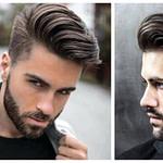 ▷ 18 + Ideen Für Frisuren Für Männer Mittellang: Hit Trends 18 – Frisuren Mit Wenig Haaren Männer