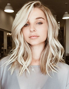 50 Amazing Shoulder Length Hairstyles for 2019  Women's