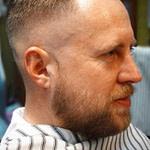 Frisuren Für Männer Mit Glatze – Mann Haarkunst – Frisuren Mit Wenig Haaren Männer