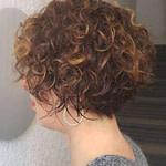 Undercut Locken Frauen – So Vielseitig Lassen Sich Kurze Haare Frisuren Damen Locken