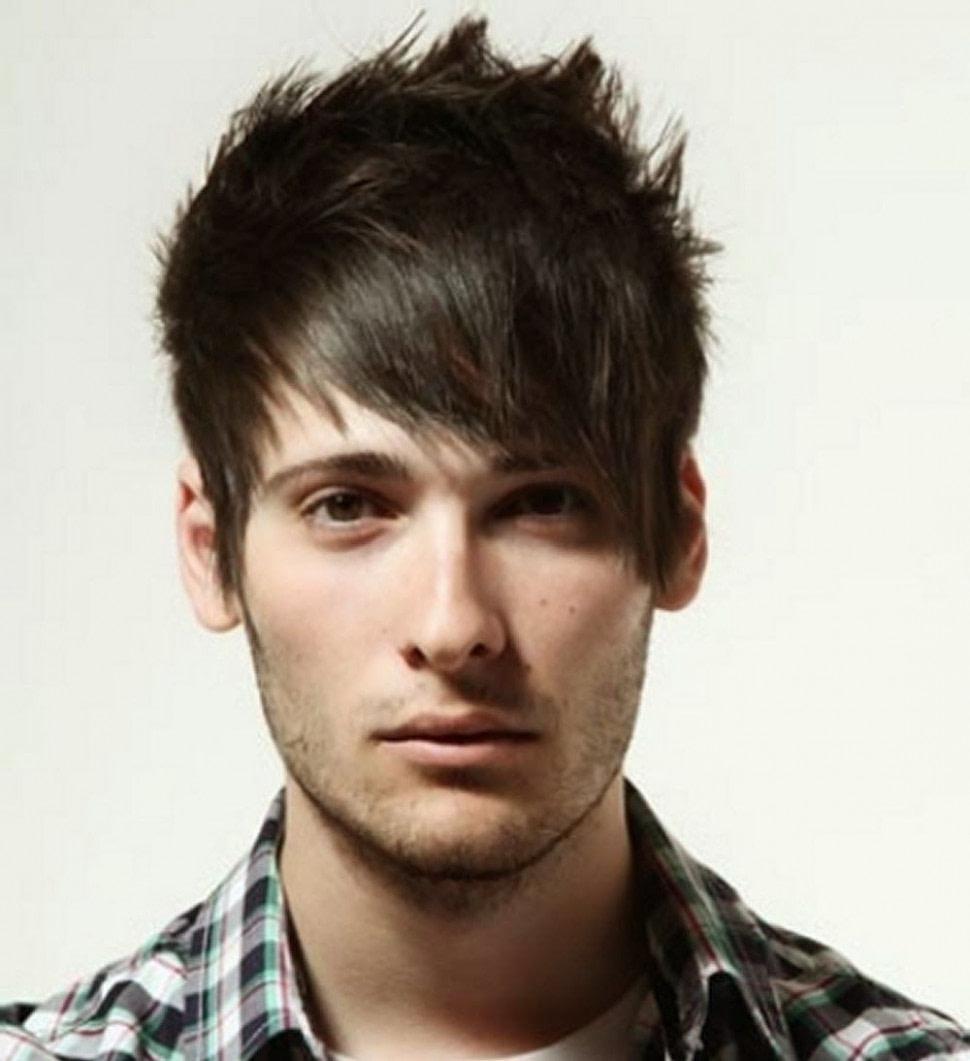 bester emo frisur mann - männer frisuren trend