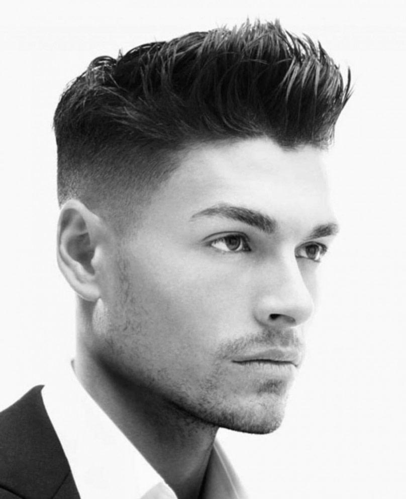 modern Undercut Männer - So tragen Sie Ihre Haare mit Stil! - Lifestyle  - frisuren für männer mit langem gesicht