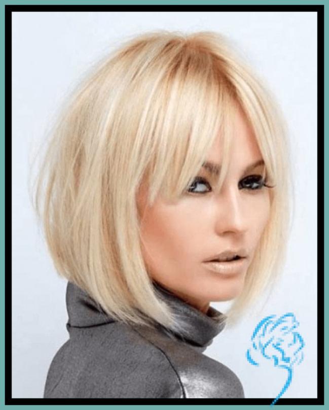 frisuren damen bob mit pony – haarschnitt trends bob frisuren mit pony 2020