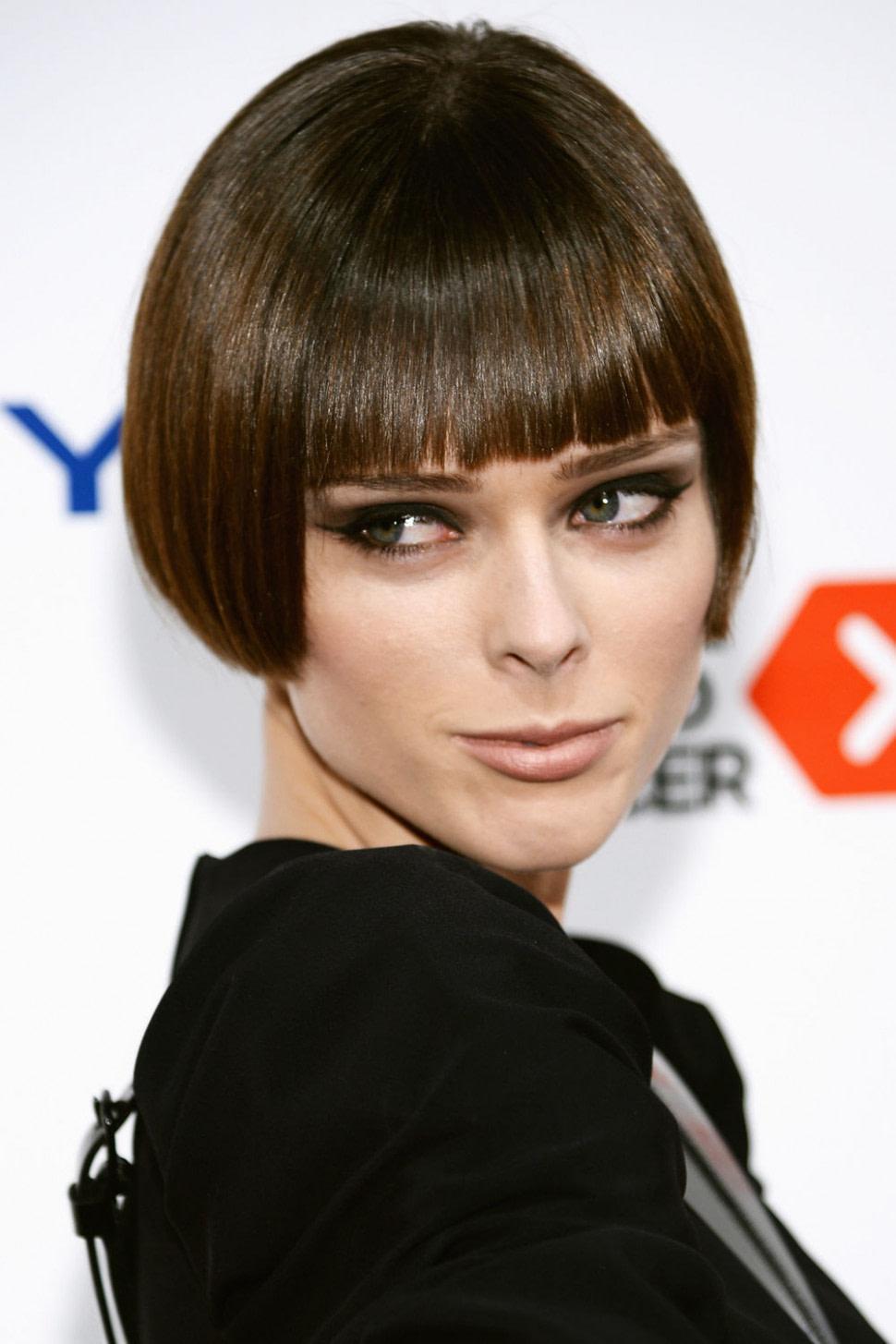 modern Übergangsfrisur: Haare wachsen lassen: Nahtloser Übergang - GLAMOUR