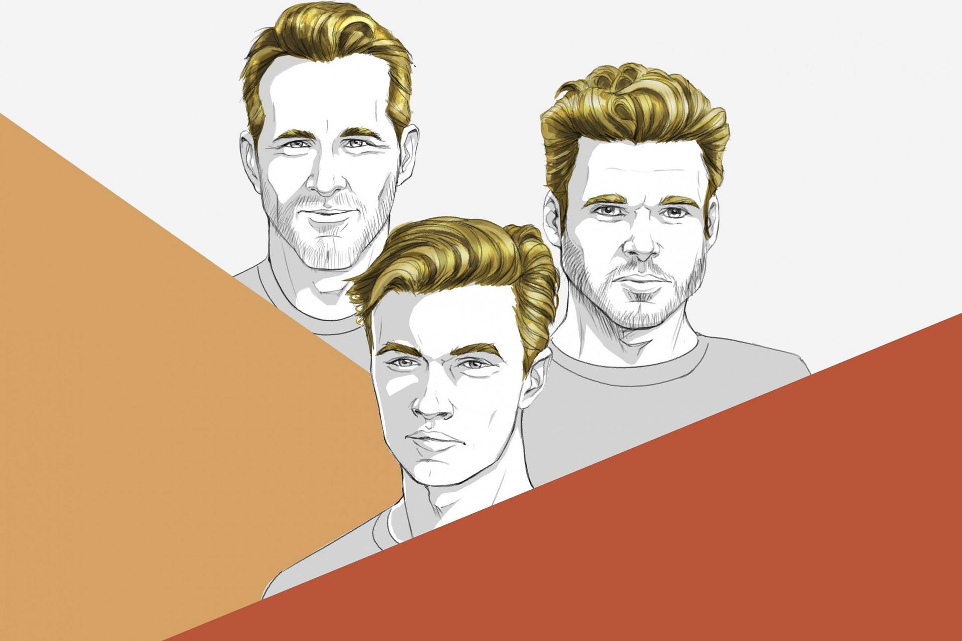 das beste Zu welcher Gesichtsform passt welche Frisur am besten  GQ Germany - ovales gesicht frisur mann