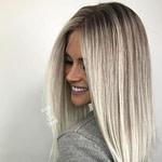 Pinterest • Brittttx0 Frisuren, Gerade Frisuren, Lange Pinterest Bob Frisuren