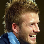 David Beckham Frisur Zopf – Frisuren Männer Irokese