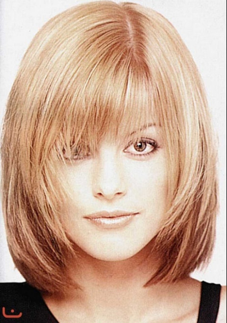 Kurzhaarfrisuren Feines Haar Ovales Gesicht Frisuren Dünnes Haar Mittellang