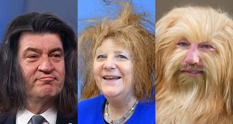 beste Der Postillon: Wegen Friseur-Verbot: So sehen unsere Politiker in