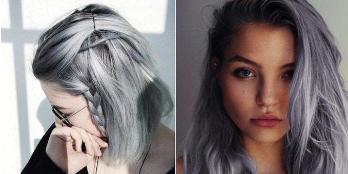 Haare grau färben: Wertvolle Ratschläge und hilfreiche