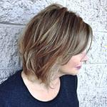 28 Wunderschönen Frisuren Ab 50 Einfach Stilvoll Mittellang Frisuren Dünnes Haar