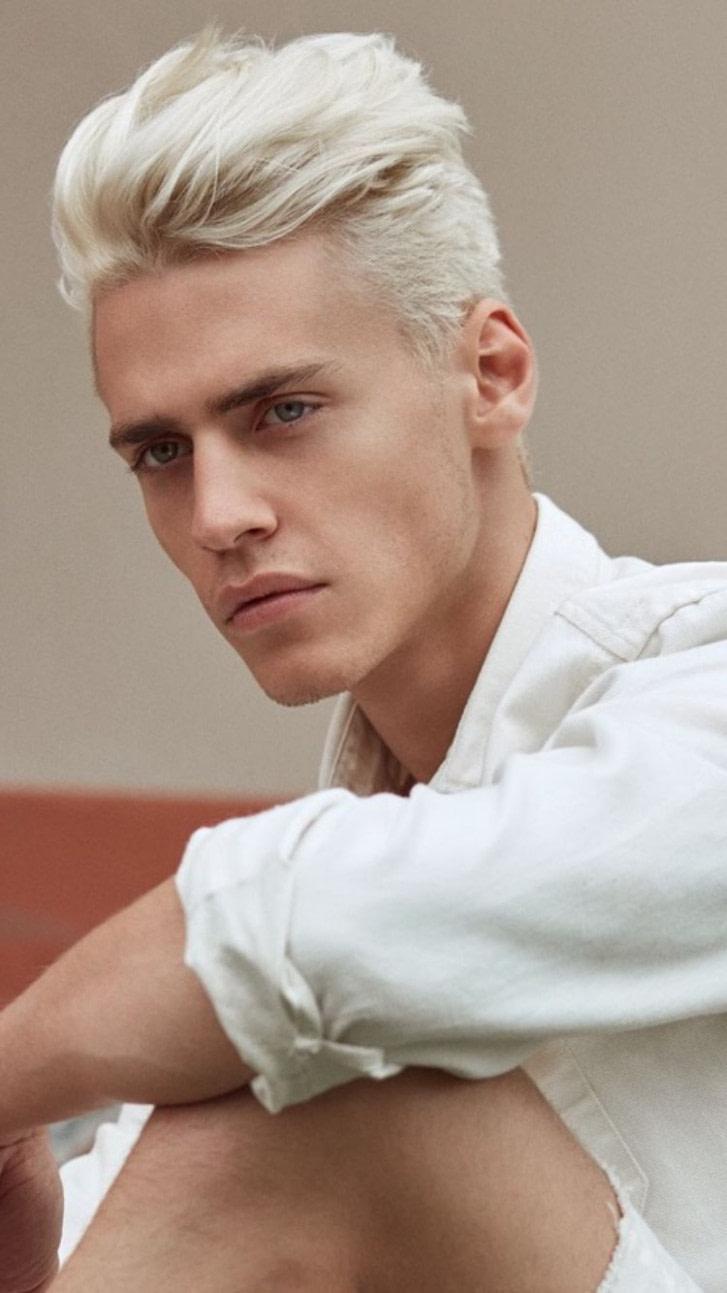 schön Blonde Männer Frisur - Neu haar Frisuren 17  Men blonde hair