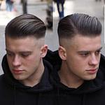Pin Auf Hairstyle – Männer Scheitel Frisuren