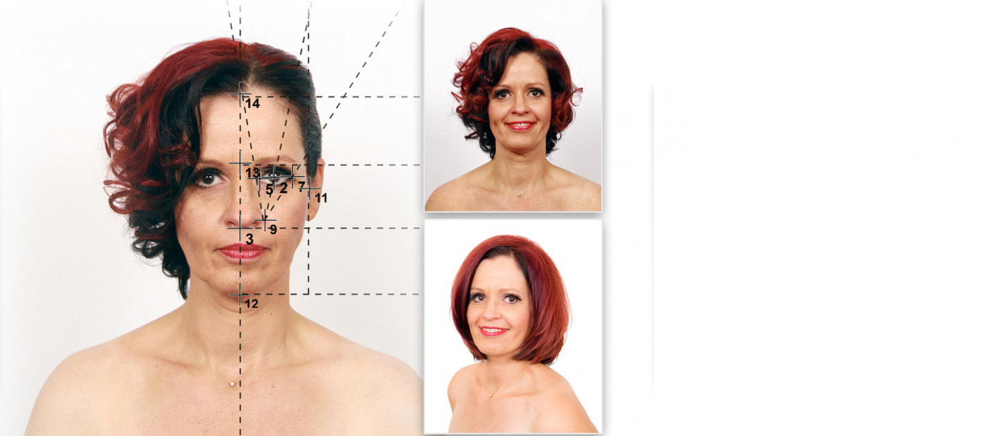 genial Welche Frisur passt zu mir ?  Sastre HairstyleFinder - frisuren männer schmales gesicht