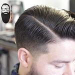 Pin On Special – Männer Frisuren Scheitel Kurz