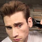 Touch Control Haarschneider  Der Perfekte Kurzhaarschnitt – Kurzschnitt Frisuren Männer