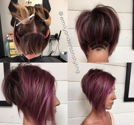 Schau Dir diese 10 coolen Frisuren mit einem Undercut an