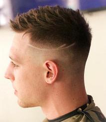 das beste Trend Frisuren 12: 12+ Männer verblassen Haarschnitte