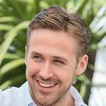 Business Frisuren Herren Ryan Gosling Blond Kurz Scheitel  – Männer Frisuren Scheitel Kurz