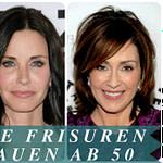 Aktuelle Frisuren 12 Frauen Ab 12 Mittellang Frisuren Ab 50