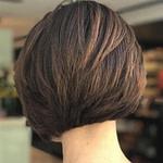 12 Short Layered Hairstyles That You Simply Ideas Bob Frisur Bob Frisur Für Dicke Haare
