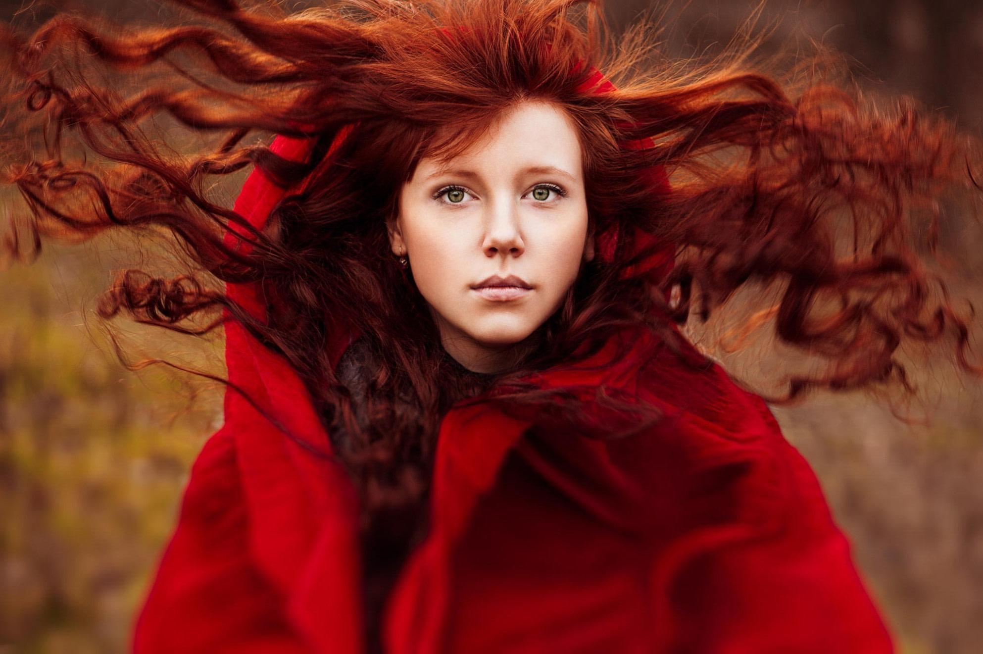Naturrote Haare: 14 Dinge, Die Nur Rothaarige Personen Betreffen! - Rothaarige Männer Frisuren