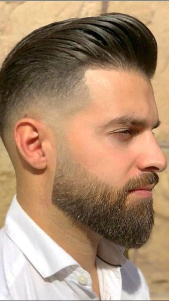 BÄRTIGT, HERRLICH MIT HAARSTIL !! - Haarschnitt - #BÄRTIGT  - Frisuren Für Männer Mit Langem Gesicht