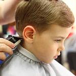 Knabenhafte Haarschnitte
