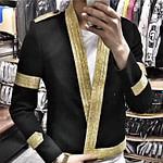 Männer Anzug Mantel Männlichen Trend Hip Hop Blazer Mann Der Anzug Herbst  Nacht Frisur Division Persönlichkeit Lose Mantel Jacke Flut – Hip Hop Frisuren Männer