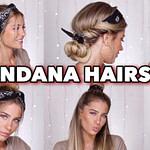 13 SUPER EASY Bandana Hairstyles  MRS BELLA – Hip Hop Frisuren Männer