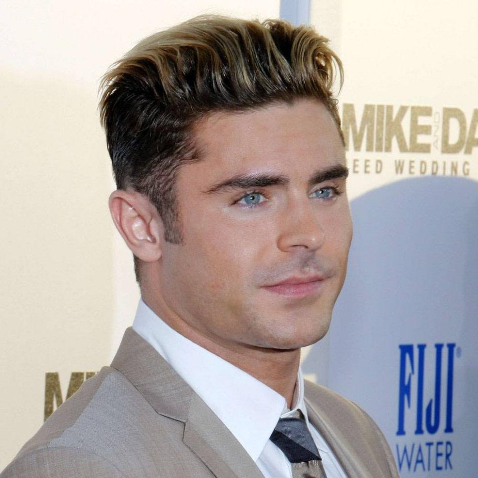 Frisuren Für Männer Und Rundes Gesicht - Passende Beispiele Und Tipps - Frisuren Für Männer Mit Langem Gesicht
