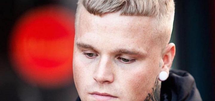 Frisuren für Männer und rundes Gesicht - Passende Beispiele und Tipps