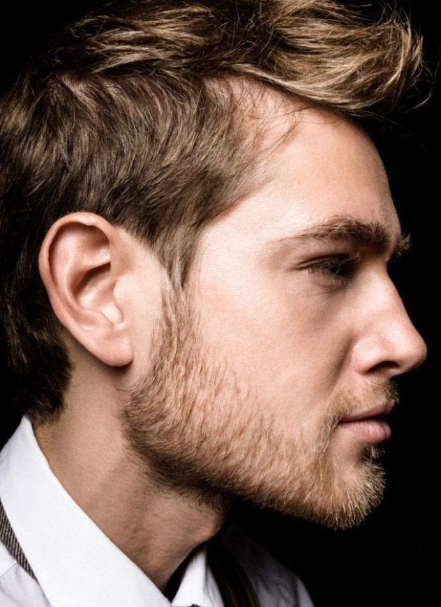 neu Pin von Marina Hair auf frisuren trends  Frisur  - männer scheitel frisuren