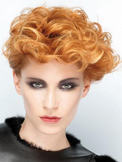 Kurzhaarfrisur - Hair Style - Irokesen Frisur Männer Kurz