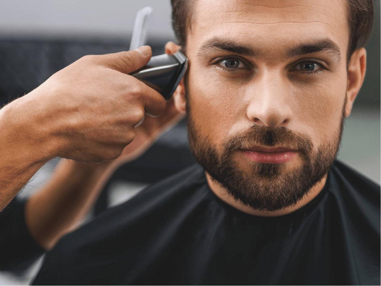 Nach oben Die richtige Frisur für deine Gesichtsform als Mann  SNOCKS - frisuren männer schmales gesicht