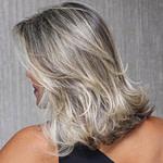 12 Darn Cool Mittlerer Länge Frisuren Für Dünnes Haar Mittellang Frisuren Dünnes Haar