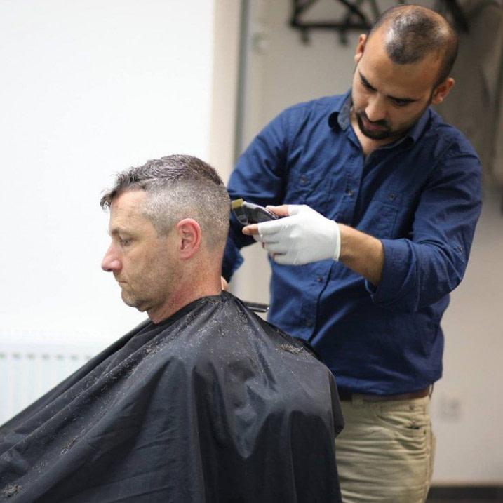 neu Haare selber schneiden mann - Aktuelle und neue trends 2019 - männer frisuren glatze