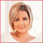 Schöne Bilder Frisuren Für Feines Dünnes Glattes Haar Mittellang Frisuren Dünnes Haar