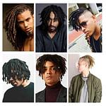 Großhandel Heiß! 13 Stücke 13 13 Zoll Dreadlocks Haarverlängerung Mode  Handgemachte Hip Hop Stil Synthetische Haar Häkeln Flechten Haar Von Reggae   – Hip Hop Frisuren Männer