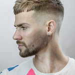 Image Result For French Crop Fade  Kapsel Man, Herenkapsels, Kapsels – Gute Männer Frisuren