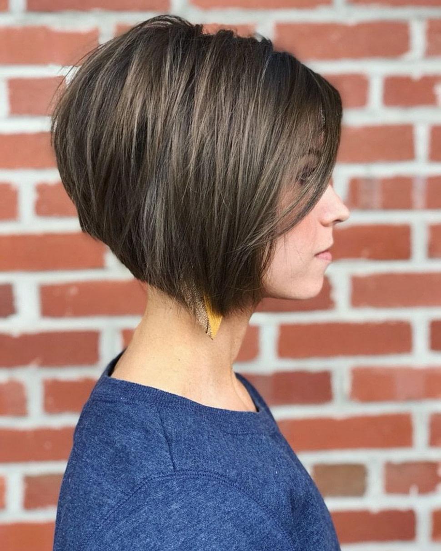 Pin Auf Hair Short To Medium Bob Frisur Für Dicke Haare