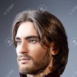 Stock Photo – Mode Frisuren Männer
