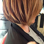 15 Best Of Medium Bob Hairstyles With Layers Frisur Bob Stufig